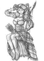 Shina - Succubus Ranger by s0ulafein