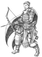 Komei Kunmin 2.0 - Human Ranger by s0ulafein