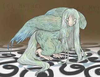 Gracia - Grass Nymph by Mythee