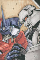 prime vs megs commission by markerguru