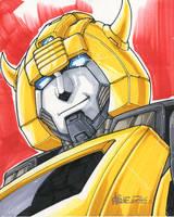 bumblebee02 by markerguru