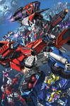 War for Cybertron colours by markerguru
