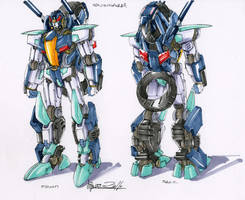 springarm design by markerguru