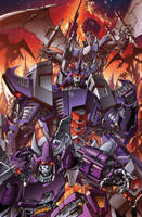 Galvatron and crew colours by markerguru