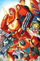 86 Autobots tribute colours by markerguru