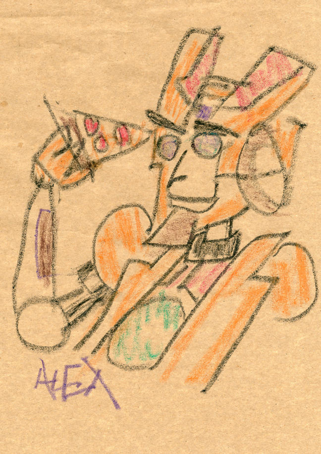 Pizza Party Rung by markerguru