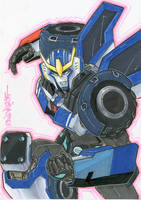 Strongarm Commission by markerguru