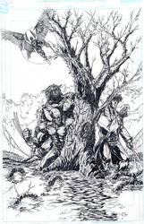 the hunt by markerguru
