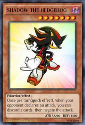 Yu-Gi-Oh Shadow card by Shadowstriker3