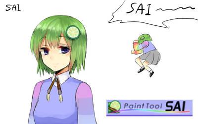 [Program Girl] SAI by Reef1600