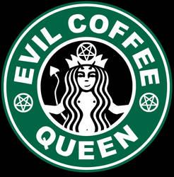Evil Coffee Queen by dante2k