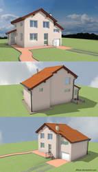 house model by Elhzar