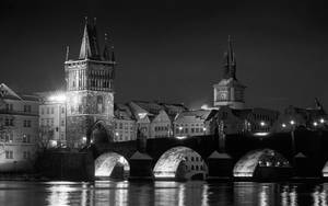 Charles bridge Prague 01 by Elhzar