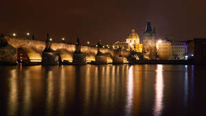 Charles bridge Prague 03 by Elhzar