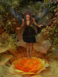 Little Garden Fairy... by tndrhrtd37