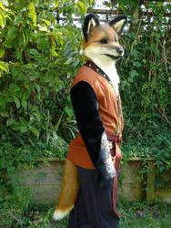 Mike's Fox by BlueHyena
