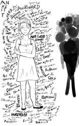 Anxiety by Mokisaur