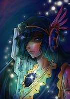 LoM_Jumi of Lapis Lazuli by AishiteruKiba