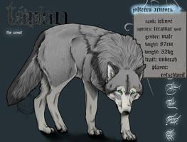 Wolfszeit-Tarjan by Dalkur