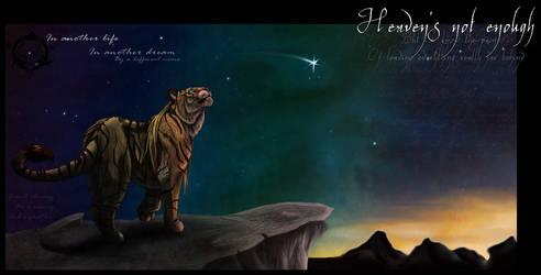Heaven's not enough by Dalkur