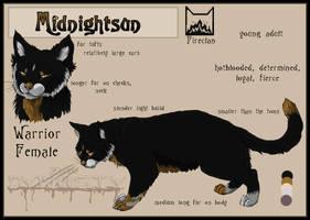 Midnightsun sheet by Dalkur