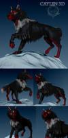 Caylen 3D by Dalkur