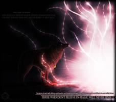 Blood magic by Dalkur