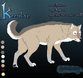 Keeylar Refsheet by Dalkur