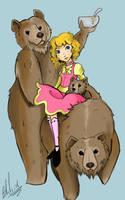 Goldilocks by Lezithian
