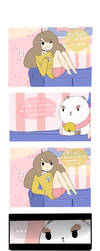 Bee and Puppycat: 1 by Mya-0