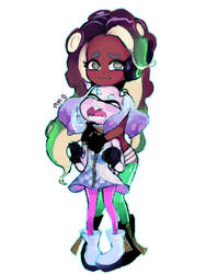 Off the Hook by Mya-0