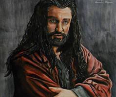 Thorin Oakenshield by Nastyfoxy