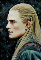 legolas by Nastyfoxy