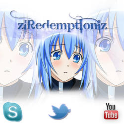 zlRedemptionlz Background and Icon by DaviesArts