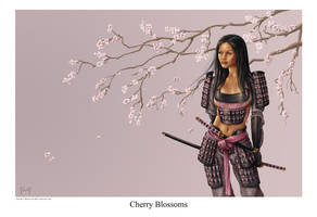 Cherry Blossoms by MitchFoust