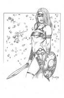Gladiator by MitchFoust