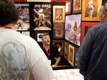 SDCC 2010  Booth 2201  . by MitchFoust