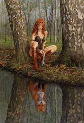 Fox Spirit by MitchFoust