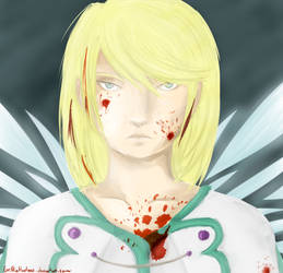 [Tales of Symphonia] - Lost Hero by GriffinHuntress