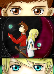 [Tales of Symphonia] - Heroes by GriffinHuntress