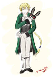 [Pandora Hearts] Dance With The Devil by GriffinHuntress