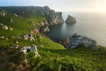 Gannet's Bay by JakeSpain