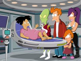 Futurama - Next to be Parents by Spider-Matt