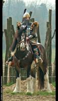 Viking Horseman by leopatra-lionfur