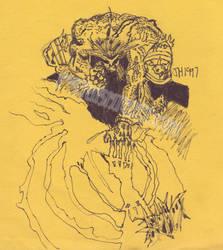 Wolverine by PSYaKNIGHT