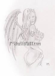 Hellspawn by PSYaKNIGHT