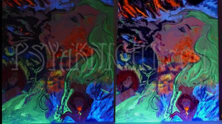 Times3 UV Blacklight by PSYaKNIGHT