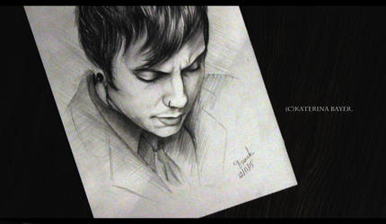 Frank Iero by KaterinaBayer