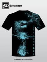 My Shirt Design by CaterpillarBulldozer