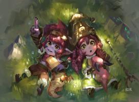 Dragon Trainers by Hozure